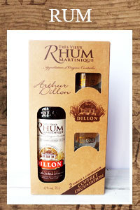 Rum aus Martinique